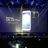 Galaxy S4 vs. iPhone 5 Tweets am Tag der jeweiligen Keynote