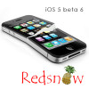 Jailbreak iOS 5 beta 6 mit redsn0w 0.9.8 b6