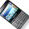 Android-Smartphone im Blackberry-Style