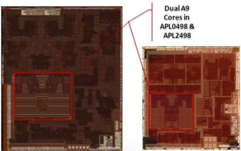 Apple TV 3 A5 Chip