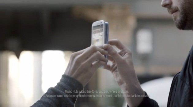 Neuer Galaxy S3 Werbespot – The Next Big Thing is Already Here