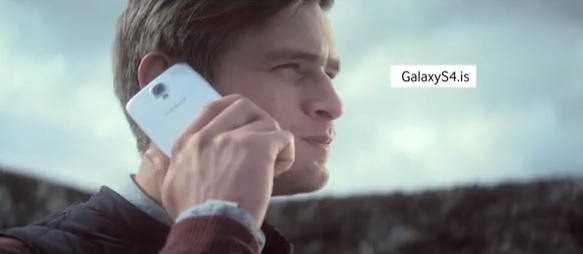 Samsung setzt Anti-iPhone Kampagne in Island fort