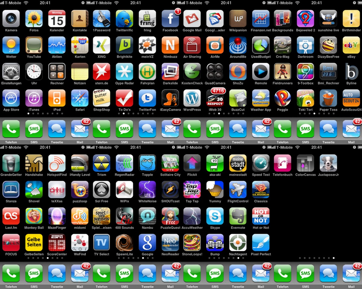 handy iphone apps