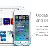 iOS 7 macht iPhone wasserdicht
